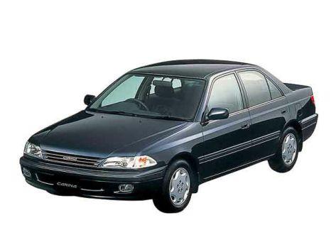 Toyota Carina (T210) 08.1996 - 07.1998