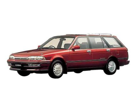 Toyota Carina (T170) 05.1990 - 07.1992
