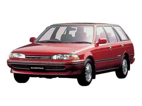 Toyota Carina (T170) 05.1988 - 04.1990