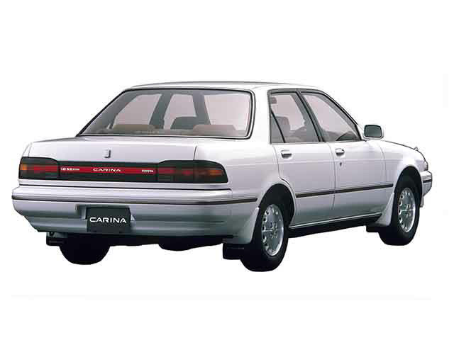 Инструкция По Использованию Тойота Карина Ед 1990 Год Выпуска