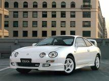 Toyota Celica рестайлинг 1995, хэтчбек 3 дв., 6 поколение, T200