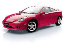 Toyota Celica рестайлинг 2002, хэтчбек 3 дв., 7 поколение, T230