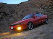 Toyota Celica рестайлинг 1991, купе, 5 поколение, T180