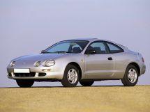 Toyota Celica рестайлинг 1996, хэтчбек 3 дв., 6 поколение, T200