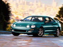 Toyota Celica рестайлинг 1996, купе, 6 поколение, T200