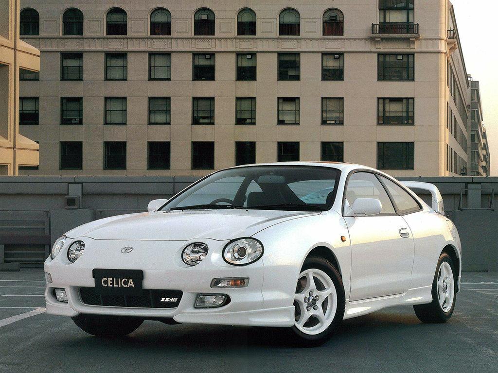 Toyota Celica 1995 - 1999