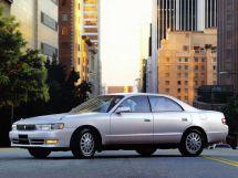 Toyota Chaser рестайлинг 1994, седан, 5 поколение, X90