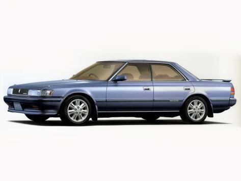 Toyota Chaser (X80) 08.1988 - 07.1990