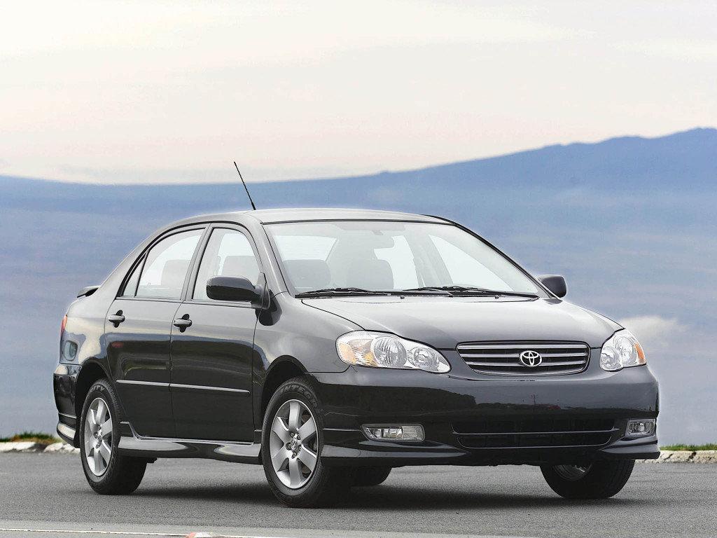 Сравнение авто тоета корола 2003г и шкода октавия