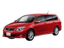 Toyota Corolla Fielder рестайлинг, 2 поколение, 10.2008 - 04.2012, Универсал