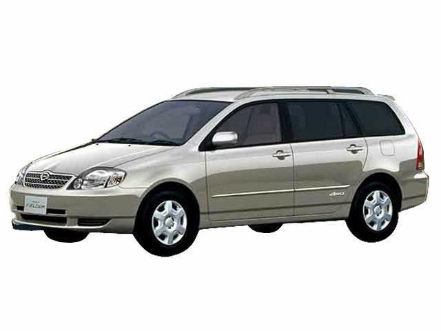 toyota runx 2002-2006 характеристики