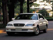 Toyota Cresta рестайлинг 1998, седан, 5 поколение, X100