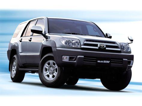 Toyota Hilux Surf (N210) 10.2002 - 06.2005