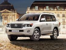 Toyota Land Cruiser рестайлинг, 11 поколение, 04.2012 - 12.2015, Джип/SUV 5 дв.