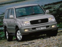 Toyota Land Cruiser 10 поколение, 01.1998 - 07.2002, Джип/SUV 5 дв.