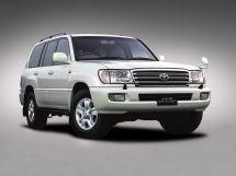Toyota Land Cruiser рестайлинг, 10 поколение, 08.2002 - 03.2005, Джип/SUV 5 дв.