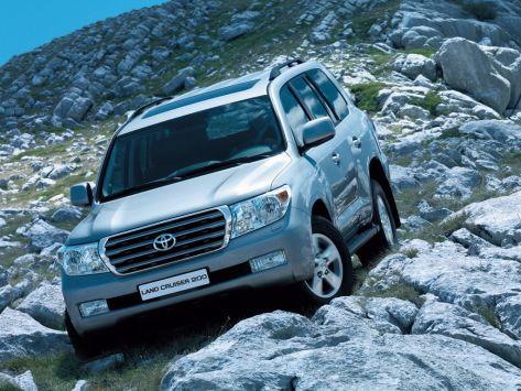 Toyota Land Cruiser J200