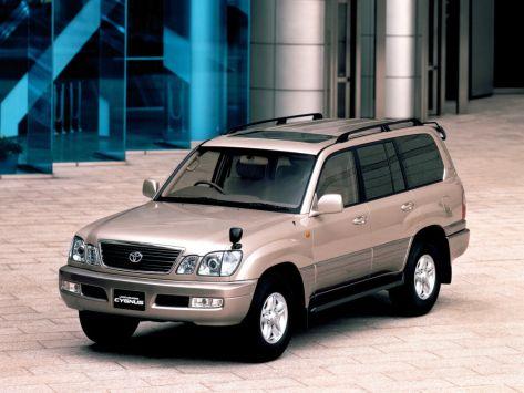 Toyota Land Cruiser Cygnus (J100) 12.1998 - 07.2002