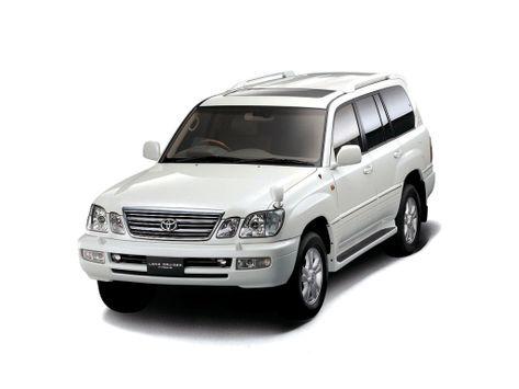 Toyota Land Cruiser Cygnus (J100) 08.2002 - 03.2005