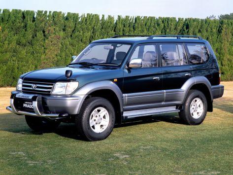 Toyota Land Cruiser Prado (J90) 05.1996 - 05.1999