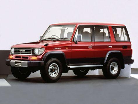 Toyota Land Cruiser Prado (J70) 05.1993 - 04.1996