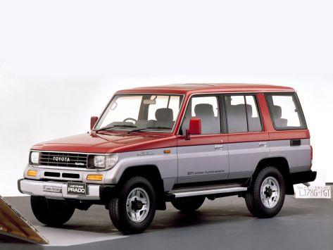 Toyota Land Cruiser Prado (J70) 10.1989 - 04.1993
