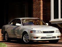 Toyota Mark II 1992, седан, 7 поколение, X90