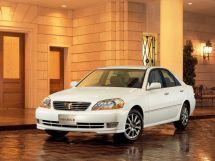 Toyota Mark II рестайлинг, 9 поколение, 10.2002 - 11.2004, Седан