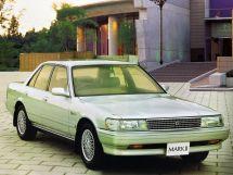 Toyota Mark II 1988, седан, 6 поколение, X80