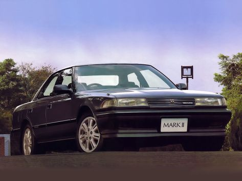 Toyota Mark II (X80) 08.1988 - 07.1990