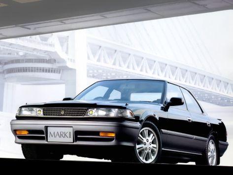 Toyota Mark II (X80) 08.1990 - 09.1992