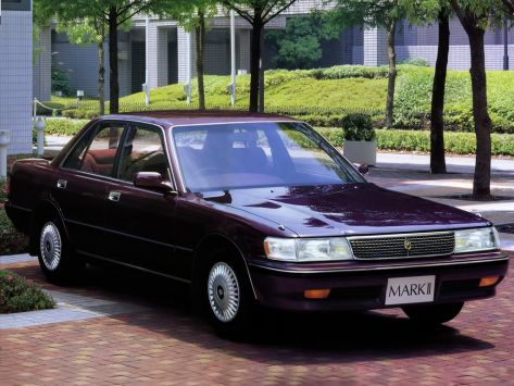 Toyota Mark II (X80) 08.1990 - 08.1996