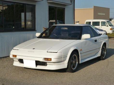 Toyota MR2 (W10) 08.1986 - 09.1989