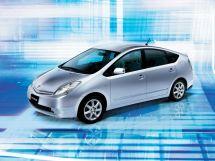 Toyota Prius 2-й рестайлинг, 2 поколение, 06.2009 - 12.2011, Лифтбек
