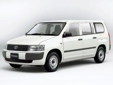 Toyota Probox (XP50, XP160) 07.2002 - 08.2014
