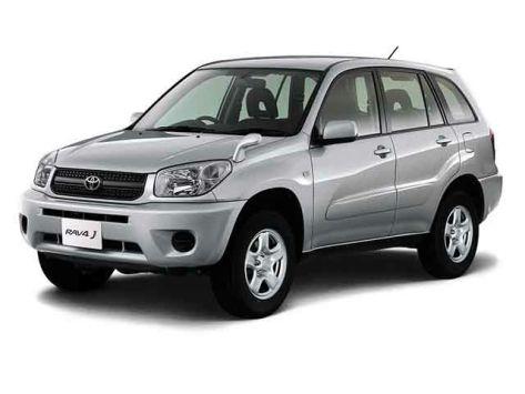 Toyota RAV4 (XA20) 08.2003 - 10.2005