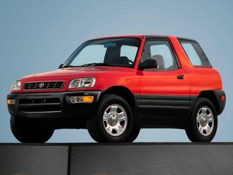 Toyota RAV4 (XA10) 09.1997 - 12.2000