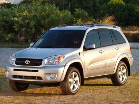 Toyota RAV4 (CA20W) 08.2003 - 12.2005
