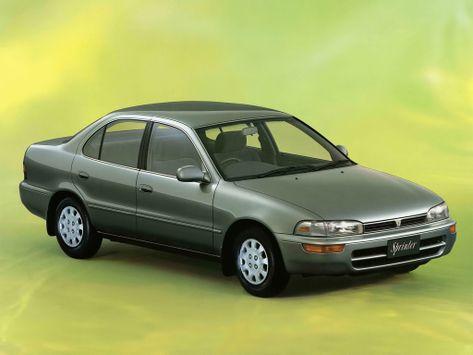 Toyota Sprinter (E100) 06.1991 - 04.1993