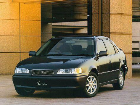 Toyota Sprinter (E110) 04.1997 - 07.2000