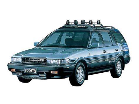 Toyota Sprinter Carib (E90) 02.1988 - 08.1990