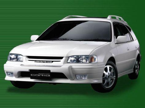Toyota Sprinter Carib (E110) 04.1997 - 08.2002