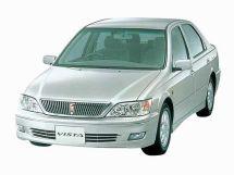 Toyota Vista рестайлинг 2000, седан, 5 поколение, V50