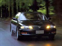 Toyota Vista рестайлинг 1992, седан, 3 поколение, V30