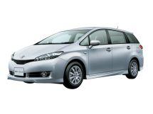 Toyota Wish 2009, минивэн, 2 поколение, XE20