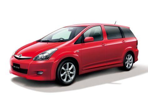 Toyota Wish (XE10) 09.2005 - 03.2009