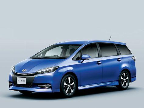 Toyota Wish (XE20) 04.2012 - 10.2017