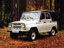УАЗ 3151 1985, джип/suv 5 дв., 1 поколение
