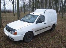 Volkswagen Caddy 2 поколение, 10.1995 - 06.2003, Универсал