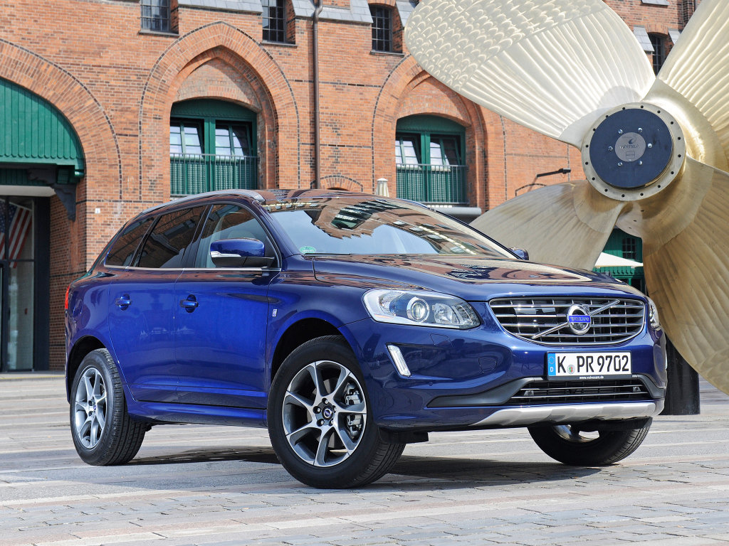Volvo xc60 weight